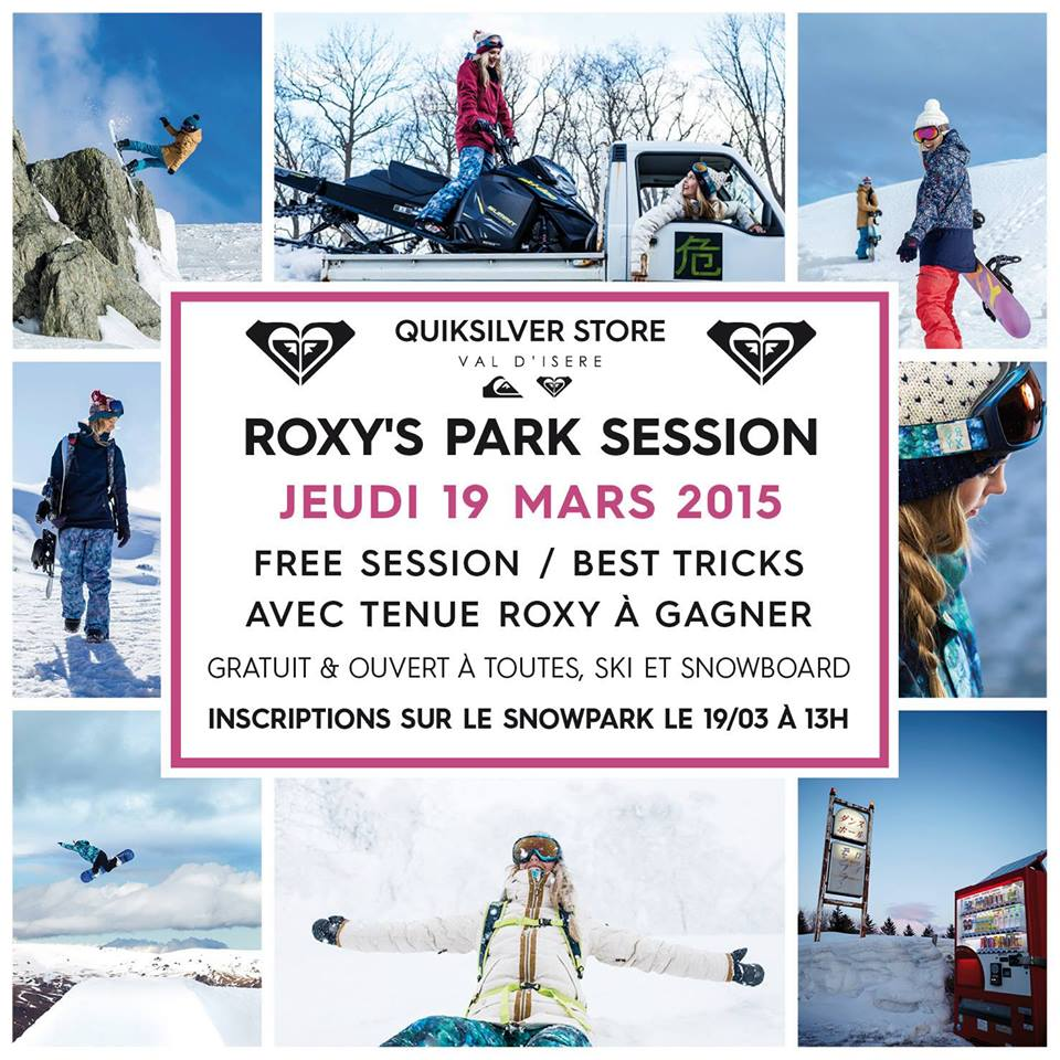 Roxy Park Session