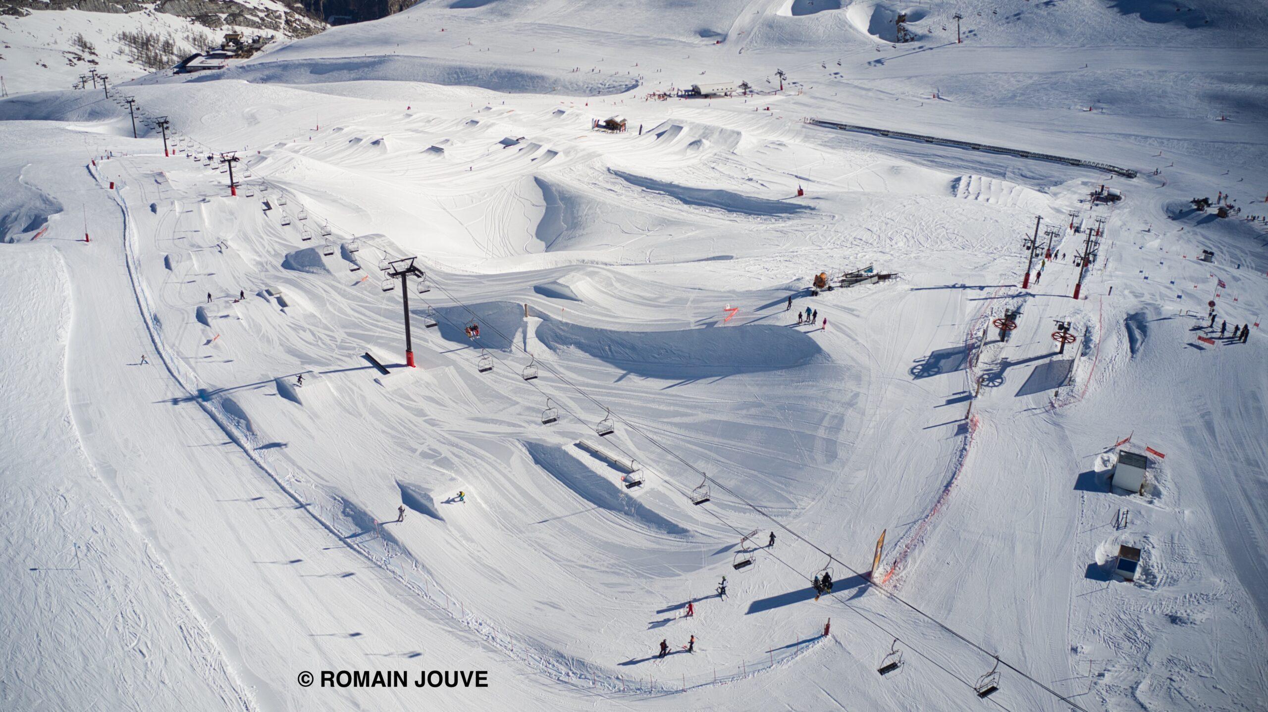 Snödjup val d isere d'isere snörapport